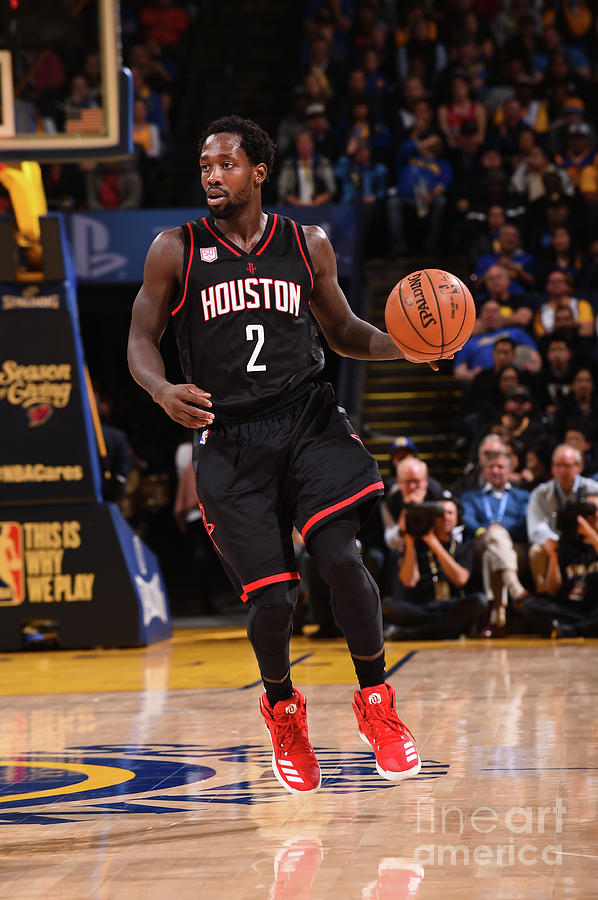 Patrick Beverley Photograph by Noah Graham