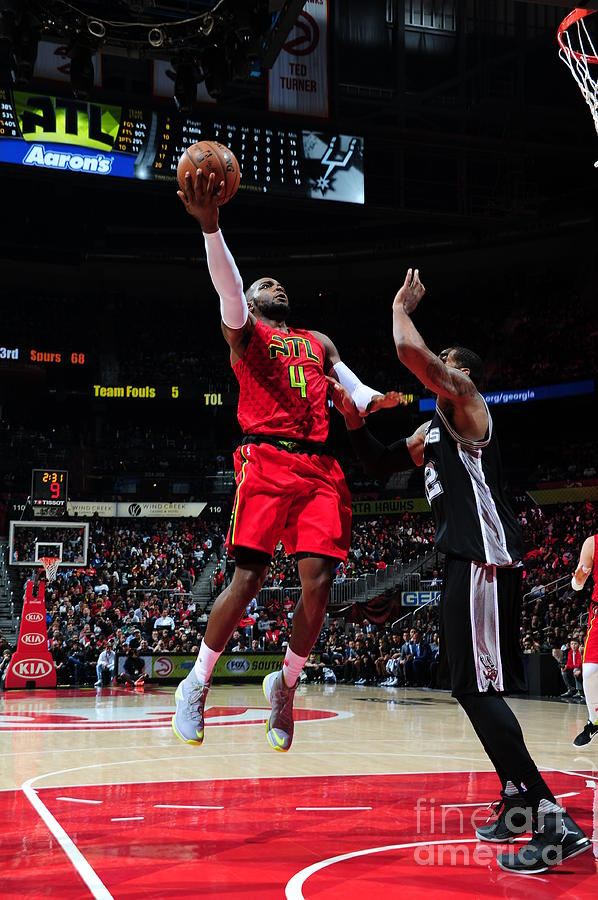 Paul Millsap Photograph by Scott Cunningham