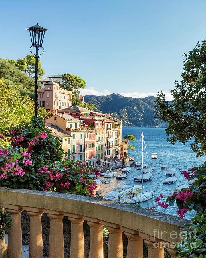 Portofino Morning II Photograph