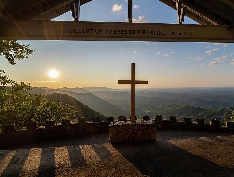 pretty place chapel by Bill Martin