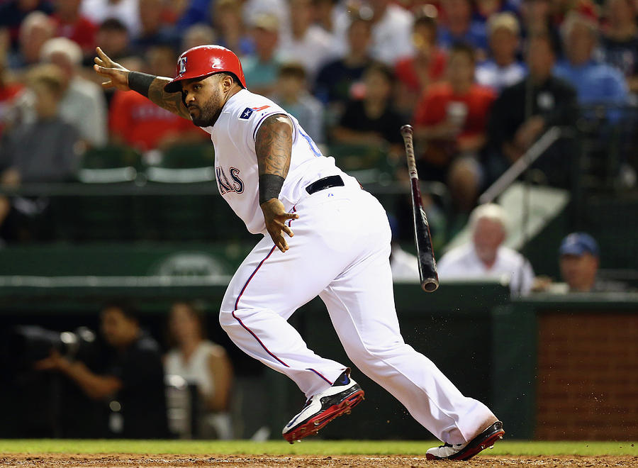 Prince Fielder Photograph by Ronald Martinez
