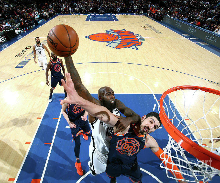 Quincy Acy Photograph by Nathaniel S. Butler