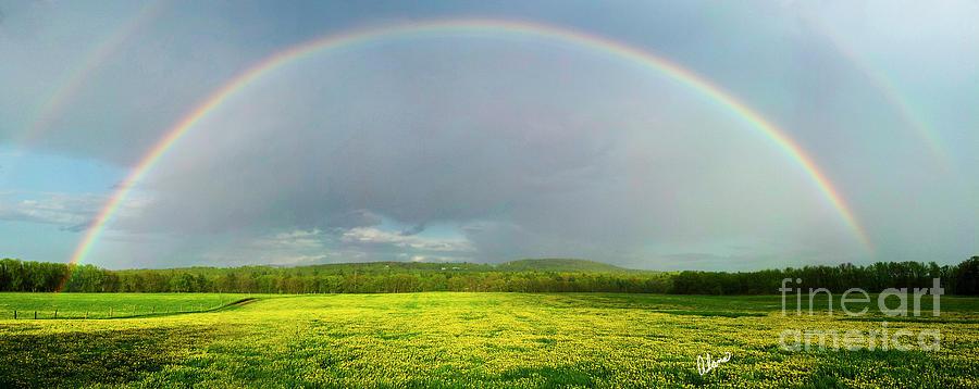 Rainbow Photograph