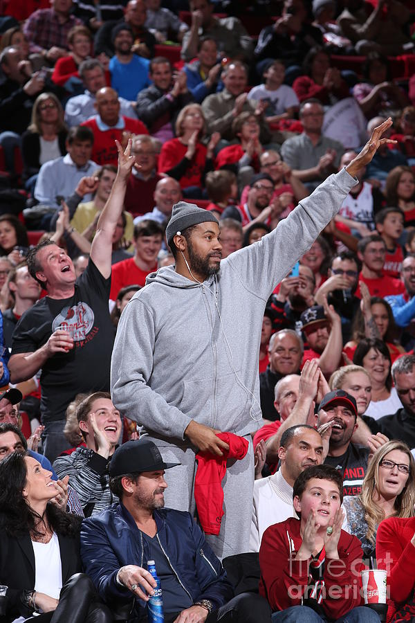 Rasheed Wallace Photograph by Sam Forencich