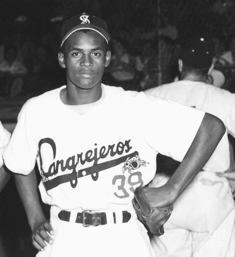 Roberto Clemente Photograph by National Baseball Hall Of Fame Library