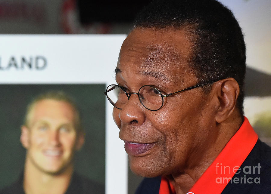 Rod Carew Photograph by Jayne Kamin-oncea