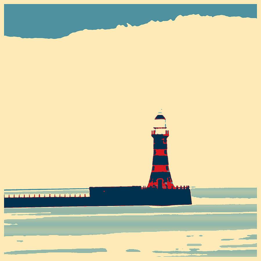 Roker Pier by Paul Cullen