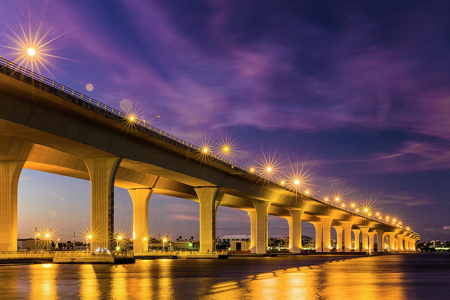 Roosevelt Bridge by Fran Gallogly