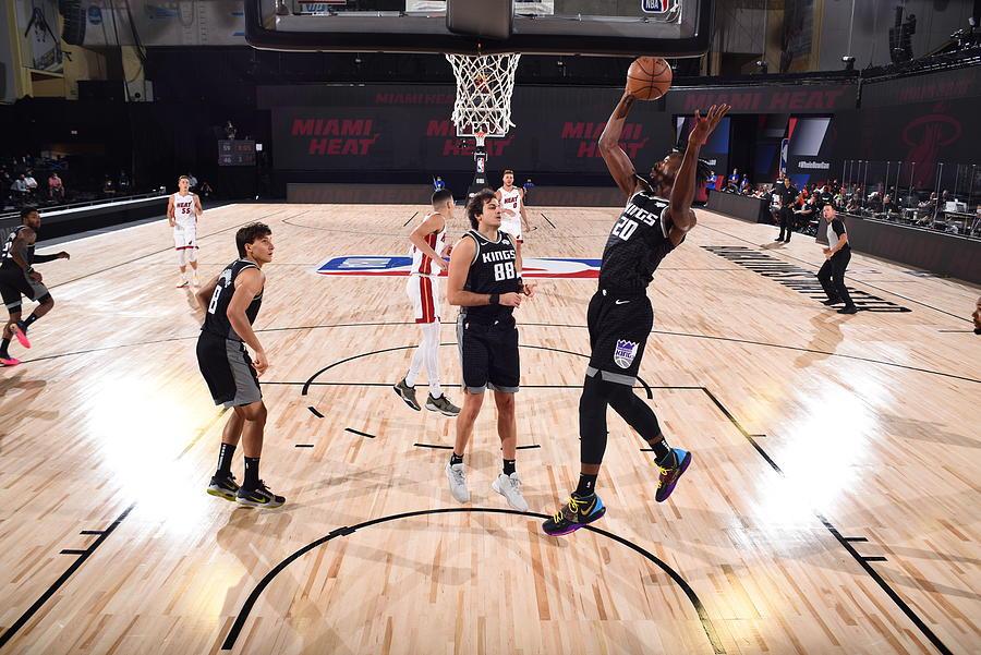 Sacramento Kings v Miami Heat Photograph by Garrett Ellwood
