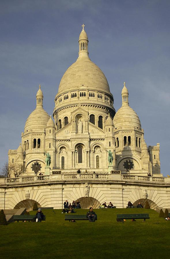 Sacre-coeur - Paris - France - 32 Photograph