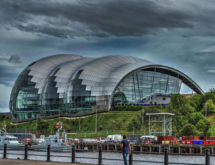 Sage Gateshead Photograph