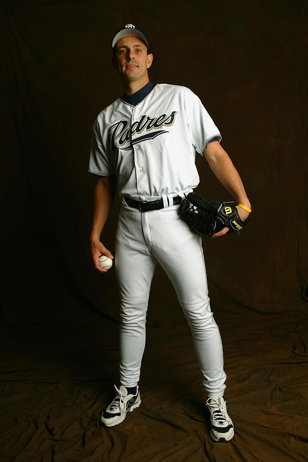 San Diego Padres Photo Day Photograph by Nick Laham