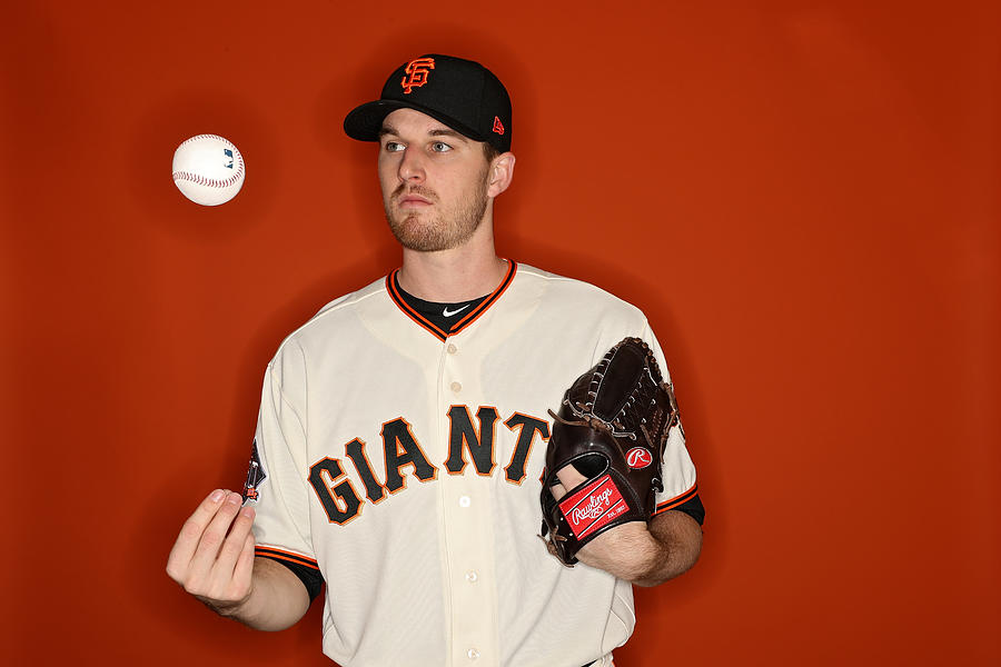 San Francisco Giants Photo Day Photograph by Patrick Smith