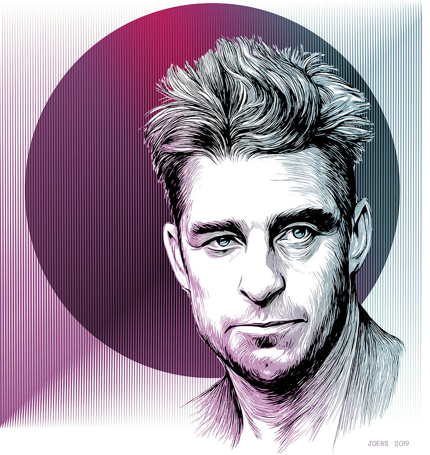 Scott Speedman by Greg Joens