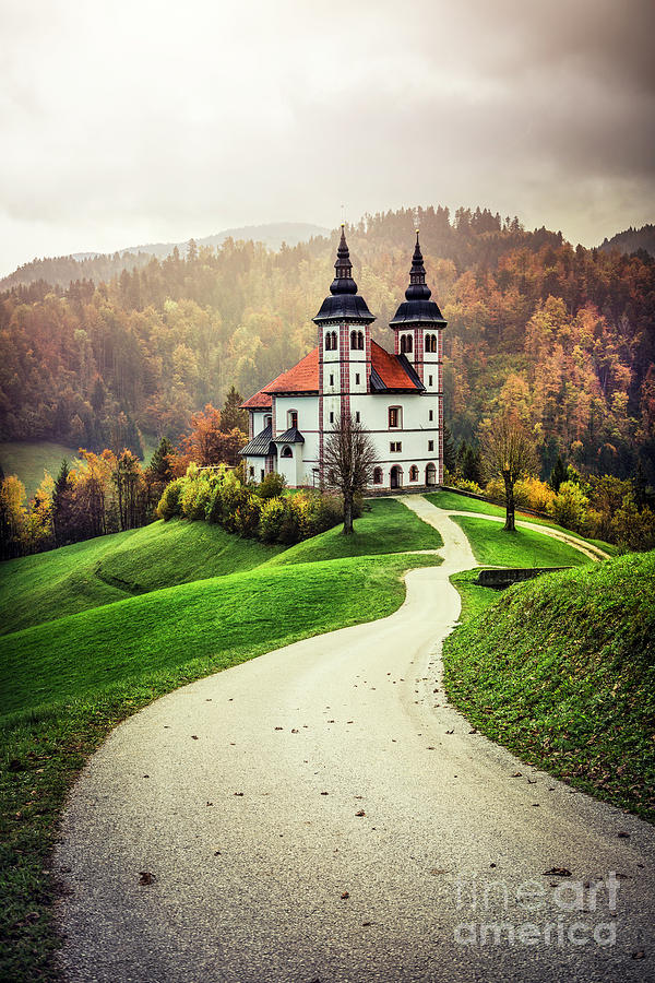 Kremsdorf Photograph - Season Of Wonders 1 by Evelina Kremsdorf