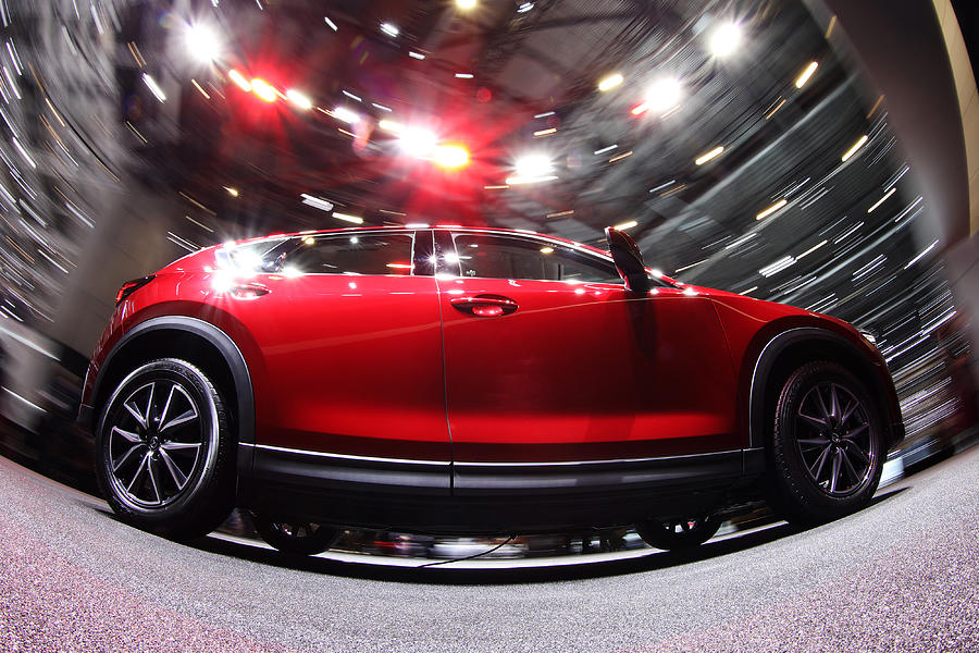 Second Day Of The 87th GenevaInternational Motor Show Photograph by Bloomberg