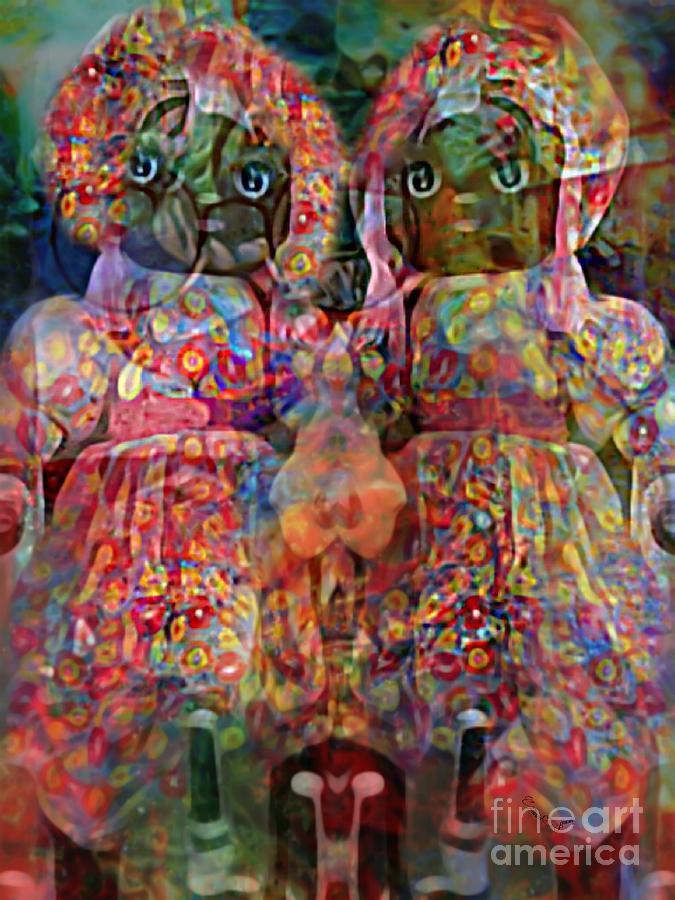 Sisters by Fania Simon