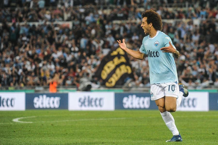SS Lazio v FC Internazionale - Serie A Photograph by NurPhoto