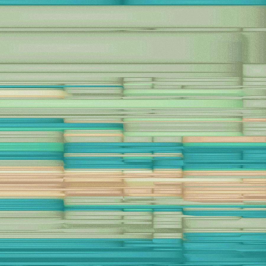 Stacked Sheets Digital Art by David Hansen