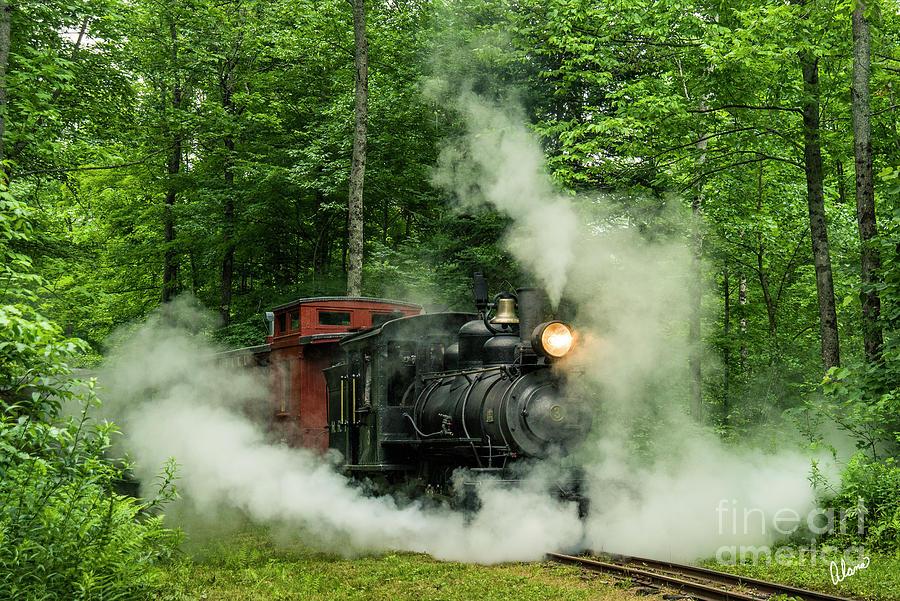 Steam Photograph