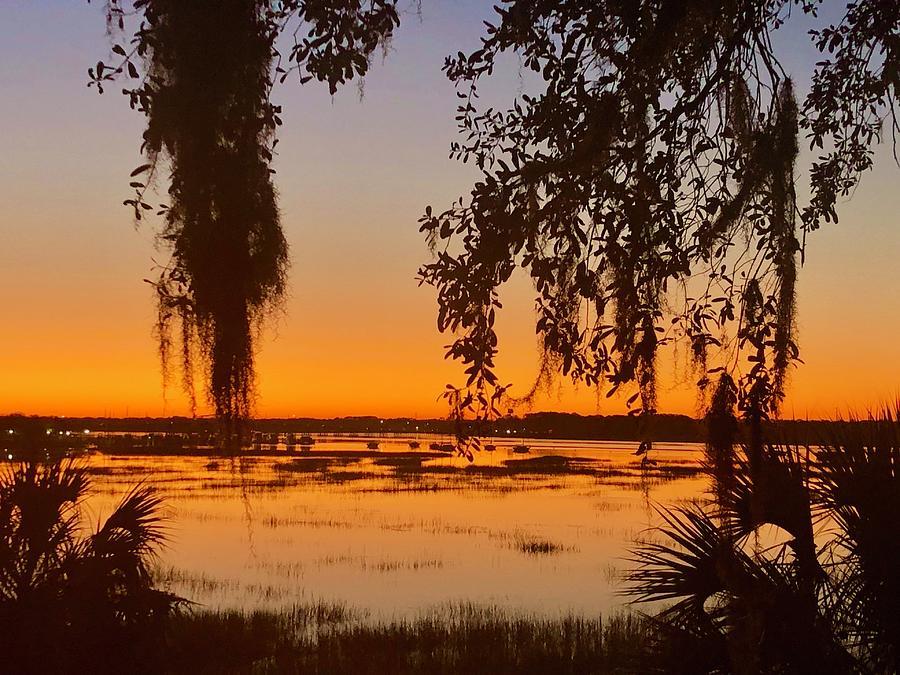 Landscape Photograph - Sunrise 2 by Michael Stothard