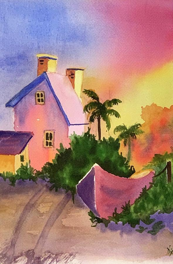 Sunset by Donna Joy Cavaliere