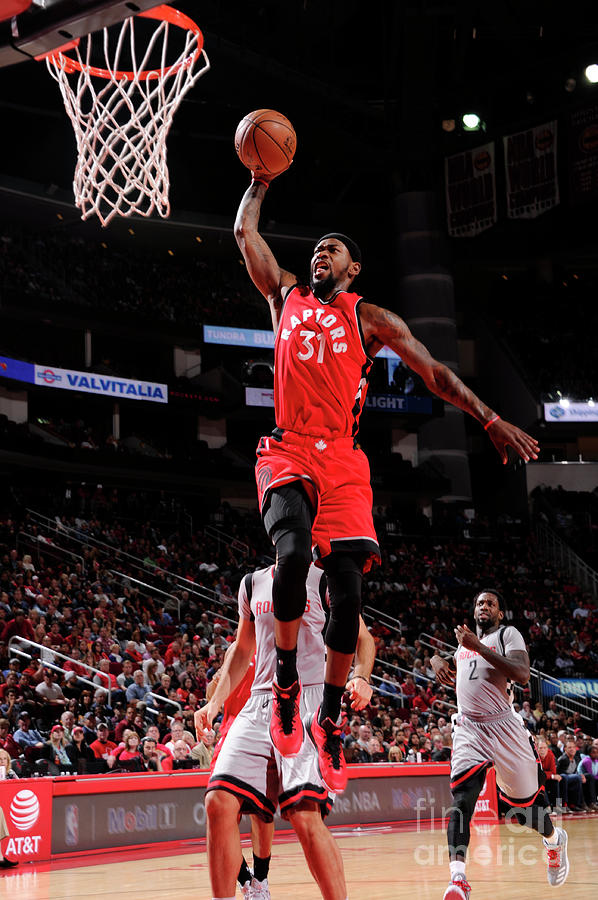 Terrence Ross Photograph by Bill Baptist