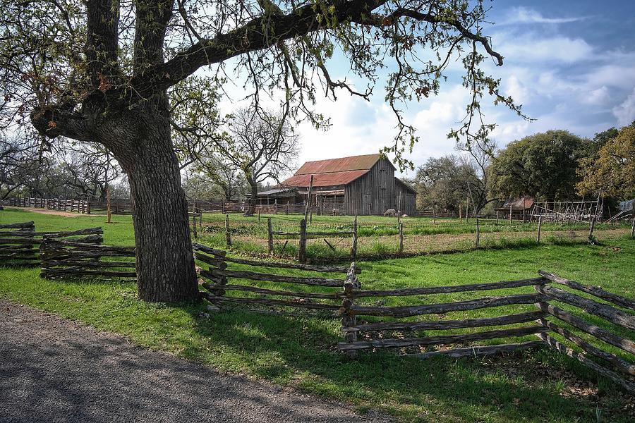 The Barn Photograph