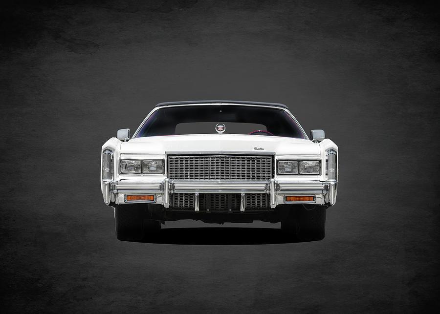 Cadillac Eldorado Photograph - The Eldorado by Mark Rogan
