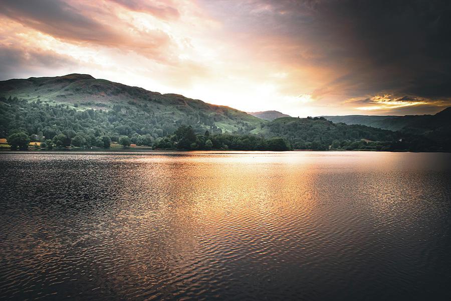 The Lake Photograph