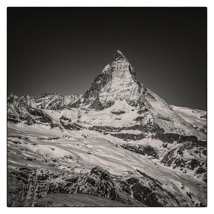 The Matterhorn by Robert Fawcett