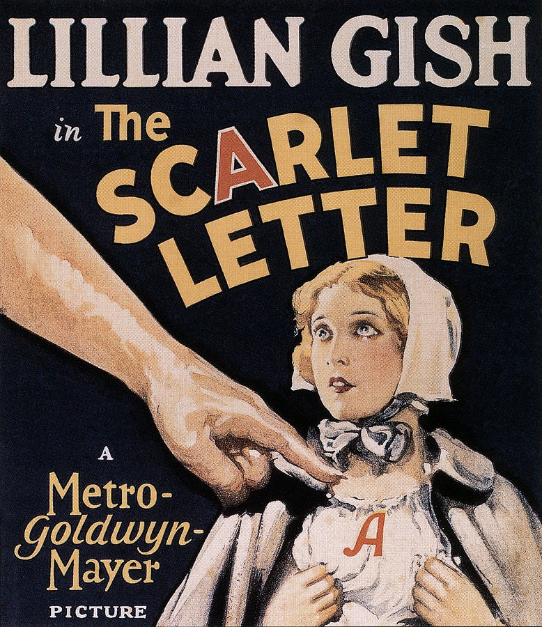 the Scarlet Letter - 1926 Mixed Media