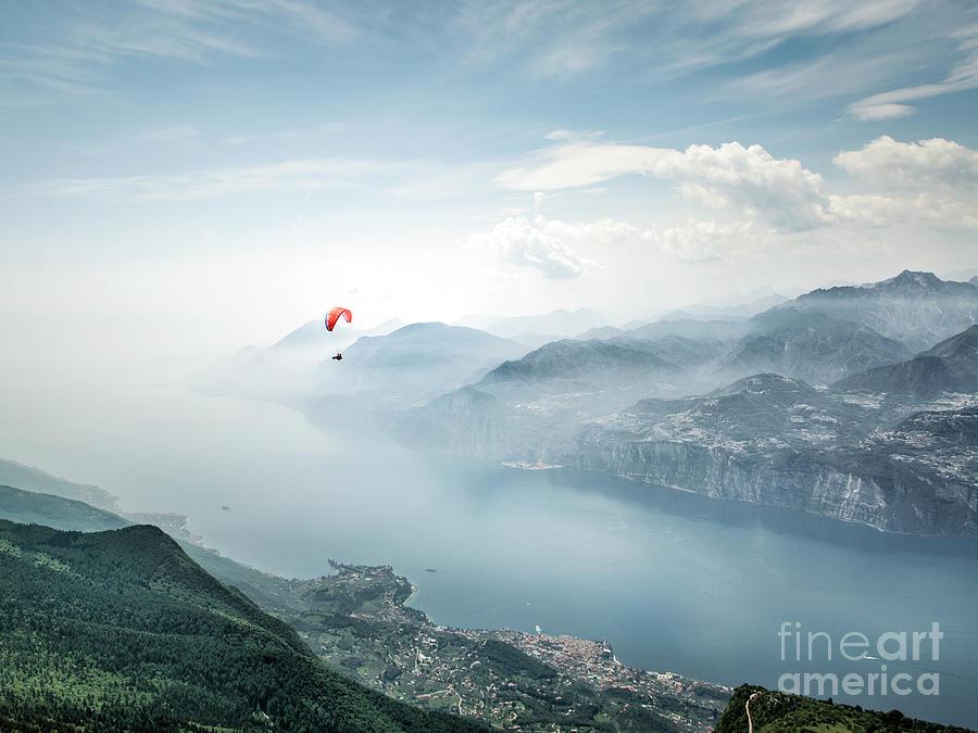 Kremsdorf Photograph - The Sky Is The Limit by Evelina Kremsdorf
