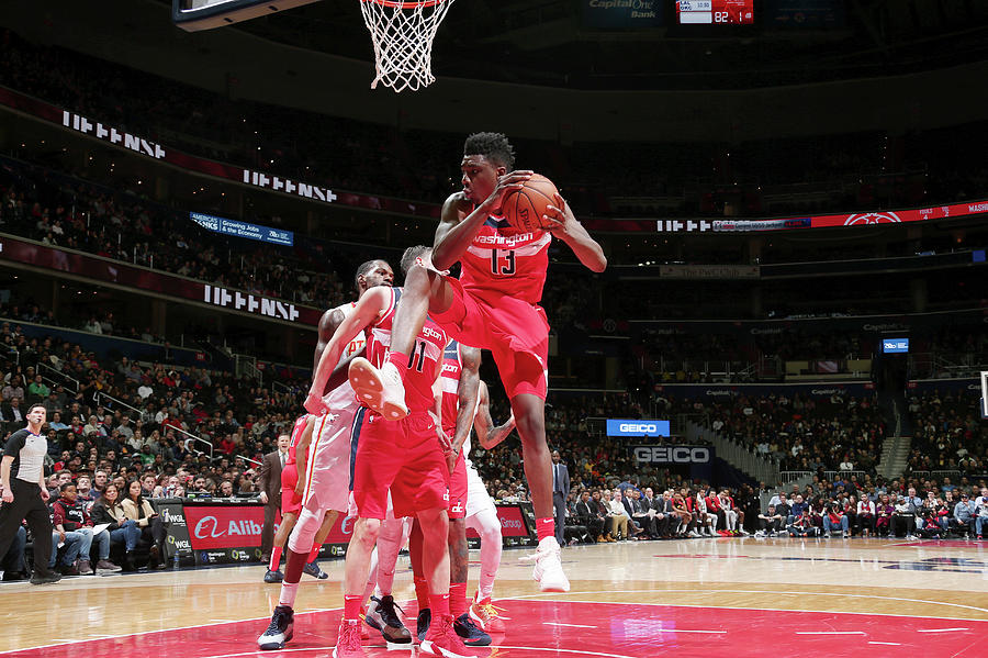 Thomas Bryant Photograph by Ned Dishman