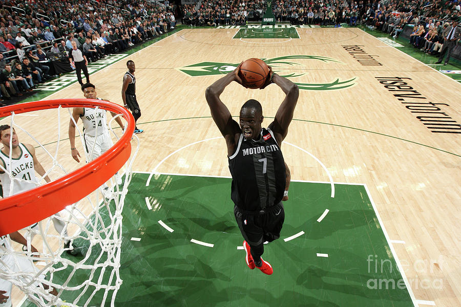 Thon Maker Photograph by Gary Dineen