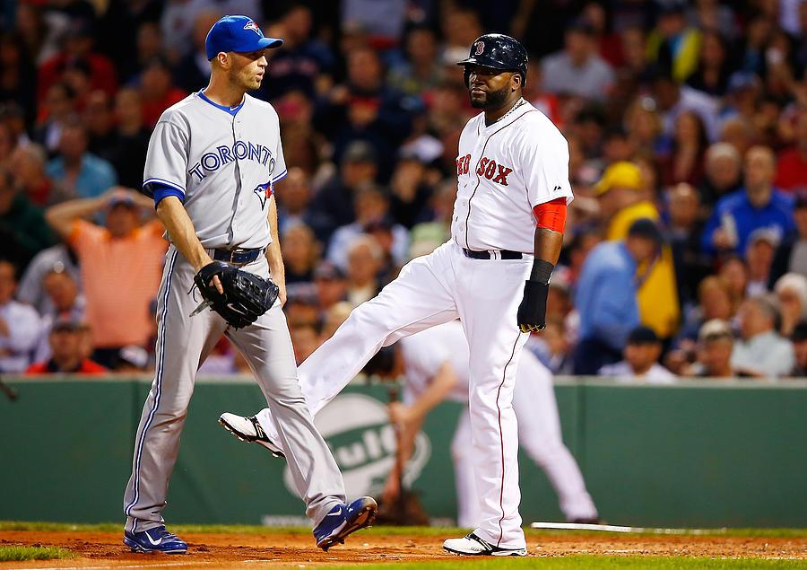 Toronto Blue Jays v Boston Red Sox Photograph by Jared Wickerham
