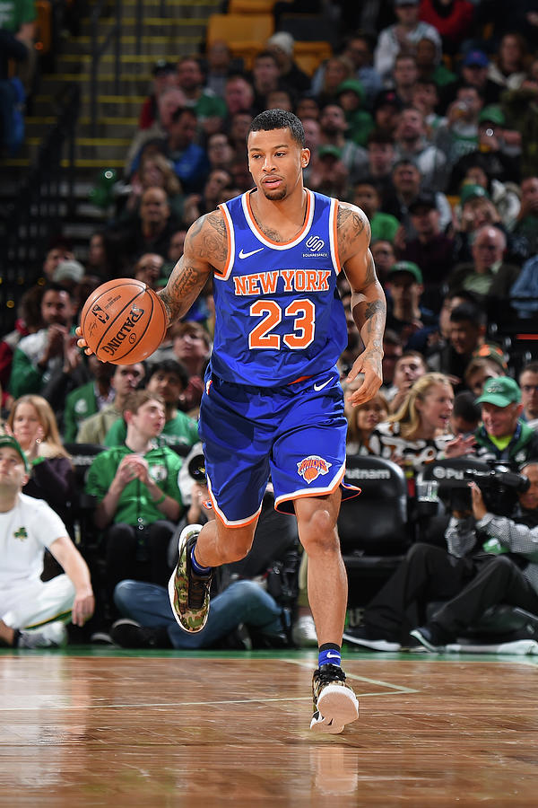 Trey Burke Photograph by Brian Babineau