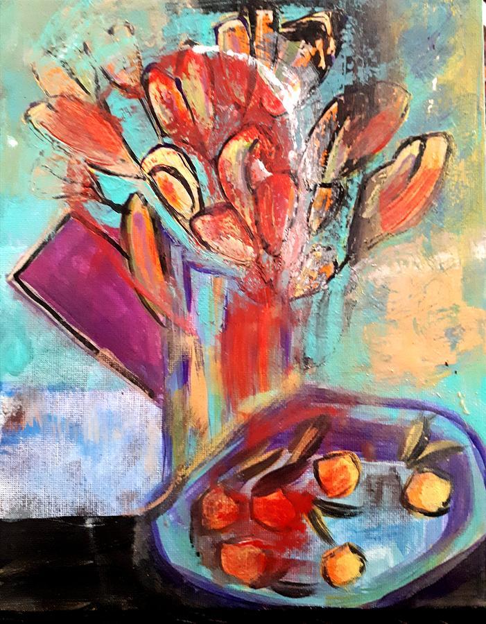 Tulip Marmalade by Nikki Dalton