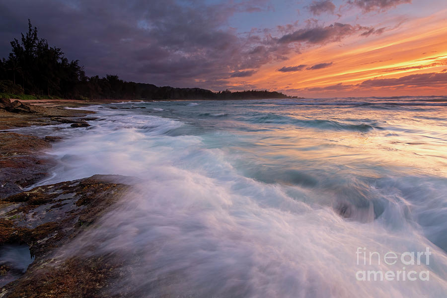Turtle Bay Sundown Photograph