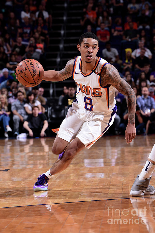 Tyler Ulis Photograph by Michael Gonzales