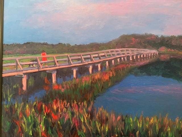 Uncle Tims Bridge by Beth Riso
