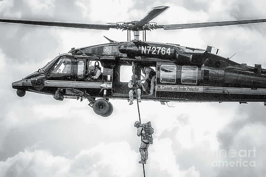 US Custom and Border Protection by Rene Triay Photography