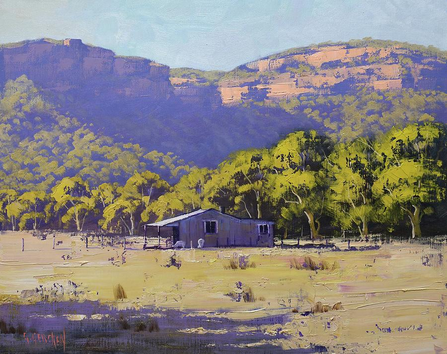 Valley Farm Painting