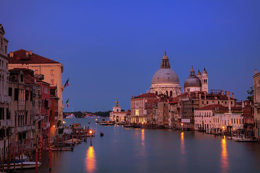 Venice Evening Photograph