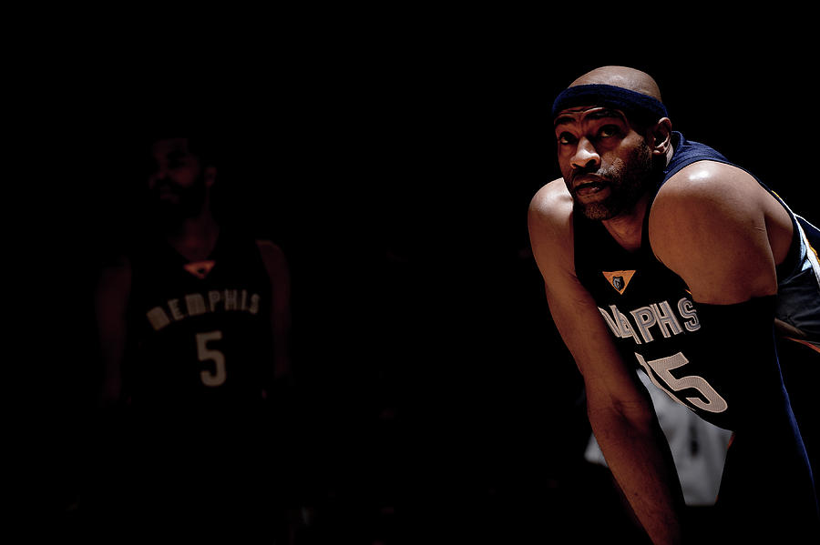 Vince Carter Photograph by Bart Young