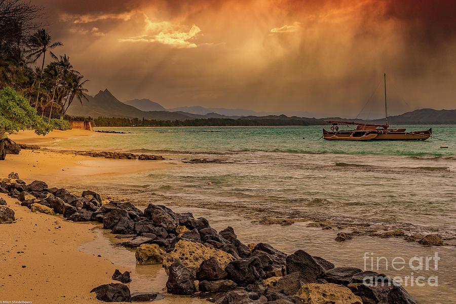 Waimanalo Bay Photograph