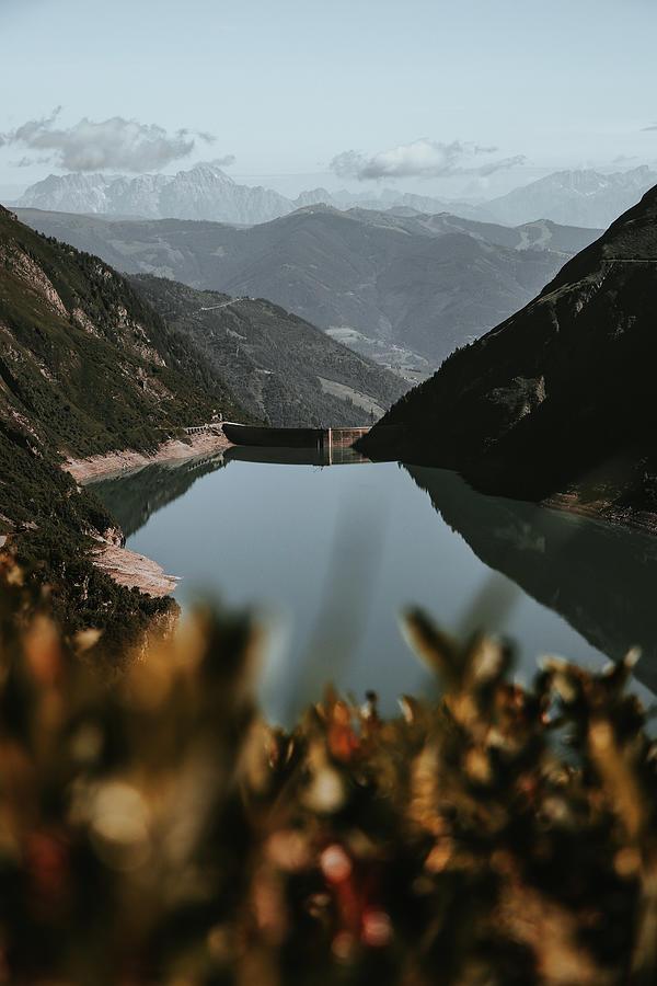 Wasserfallboden Dam Photograph