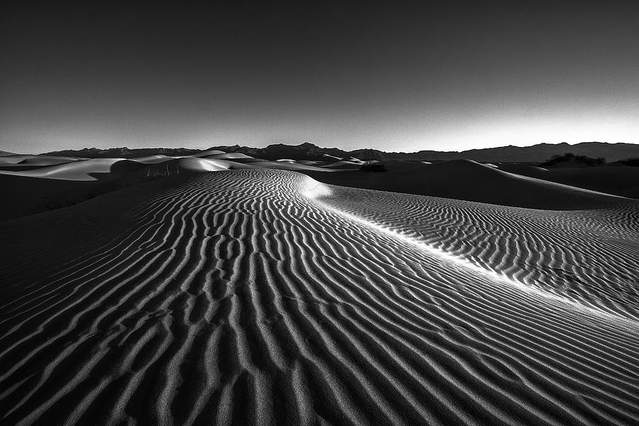 Waves in the Distance II by Jon Glaser