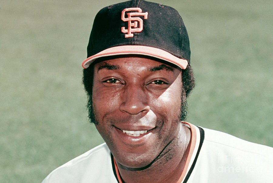 Willie Mccovey Photograph by Mlb Photos