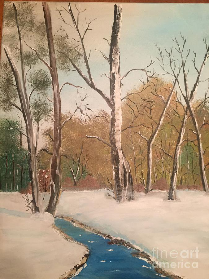 Woodsy morn by Donald Northup